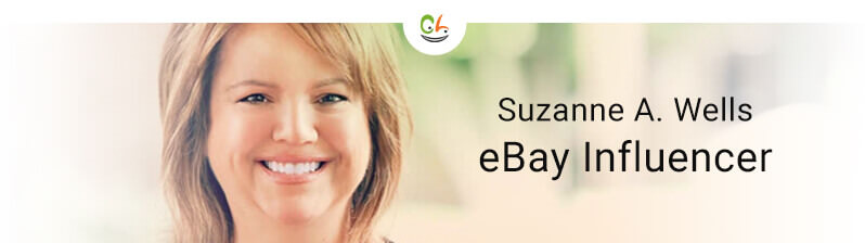 ebay success stories suzanne A. wells interviewd on the crazylister blog