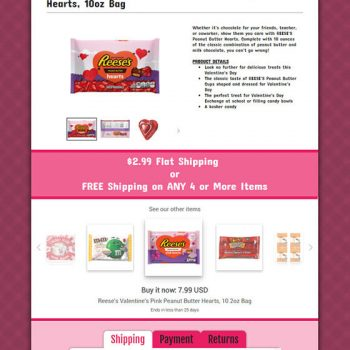 pick the Best candy eBay templates