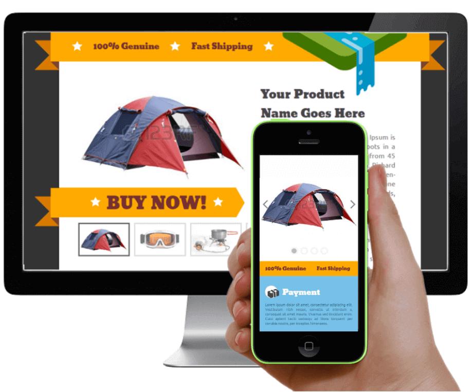 CrazyLister mobile optimized eBay listings