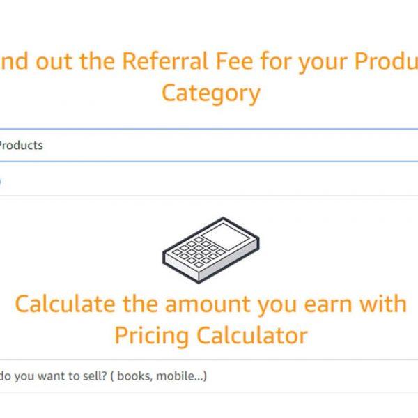 amazon referral fee calculator