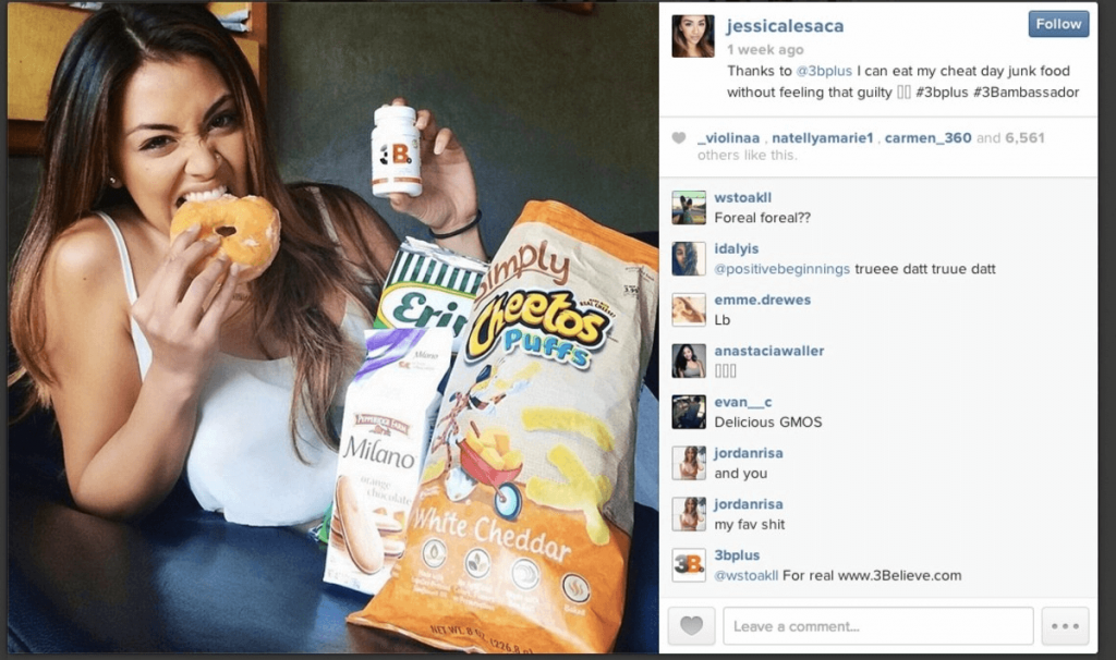 instagram influencers marketing
