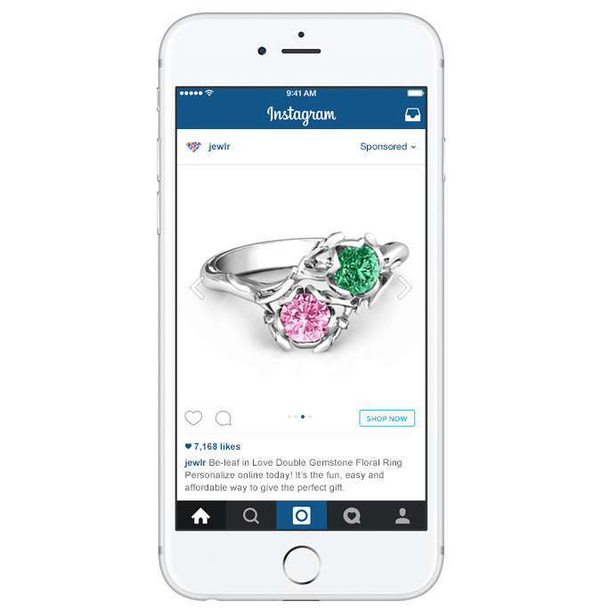 instagram retargeting